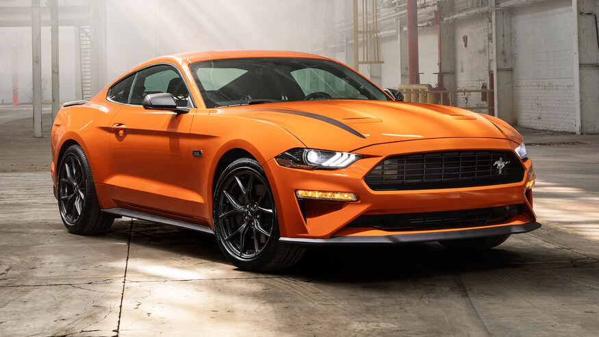 Ford Mustang Ecoboost Tuning UK