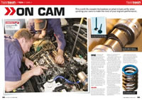 All about Camshafts.