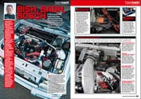 Bosch Fuel Injection. Part 3.